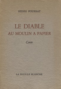 Le diable au moulin a papier (1)